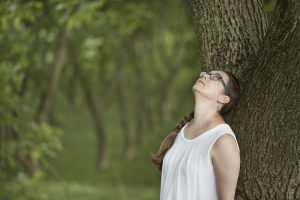 Alexandra Pachmajer. Kraft der Natur in der Kenpiki Shiatsu Praxis Graz